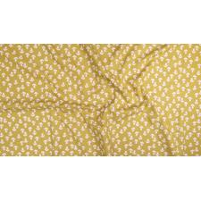 LV202-CI2U In The Woods - Mushroom - Citrine Unbleached Fabric 3