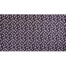 LV202-EG1U In The Woods - Mushroom - Eggplant Unbleached Fabric 2