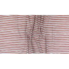 RP207-RE3 Meadow - Stripes - Red Fabric 3