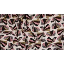 ST100-RO1 In Bloom - In Bloom - Rose Fabric 3