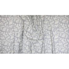 ST105-DO7 In Bloom - On the Way - Dove Fabric 3