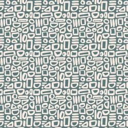 AR103-FO6R Feel the Void - Contour - Forest Rayon Fabric