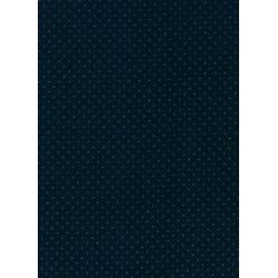 A4022-001 Cotton + Steel Basics - Add It Up - Indigo Fabric