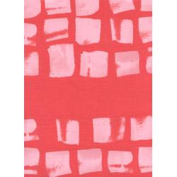 A4021-001 Paper Bandana - Painted - Chalk Fabric