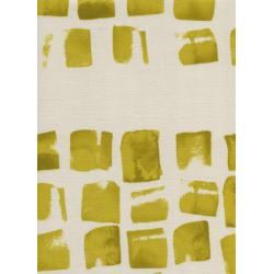 A4021-003 Paper Bandana - Painted - Grass Fabric