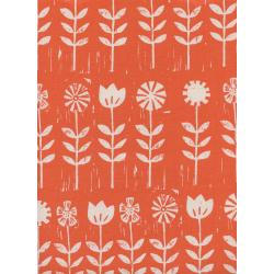 A4056-001 Sienna - Wildflower - Sun Unbleached Cotton Fabric