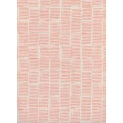 A4057-001 Sienna - Hearth - Peach Unbleached Cotton Fabric