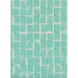 A4057-002 Sienna - Hearth - Ocean Unbleached Cotton Fabric