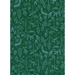 AB8045-001 Amalfi - Black Forest - Hunter Fabric