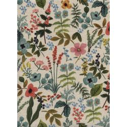 AB8054-012 Amalfi - Herb Garden - Natural Canvas Fabric