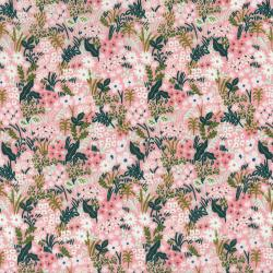 AB8059-003 English Garden - Meadow - Pink Fabric