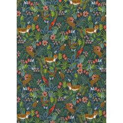 AB8029-001 Menagerie - Jungle - Hunter Fabric