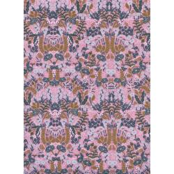 AB8031-002 Menagerie - Tapestry - Violet Fabric