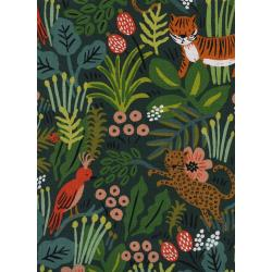 AB8041-012 Menagerie - Jungle - Hunter Canvas Fabric