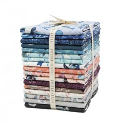 CC100P-FQB Kaikoura Fat Quarter - Bundle