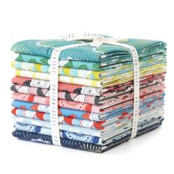 CF100P-FQB Kibori Fat Quarter - Bundle