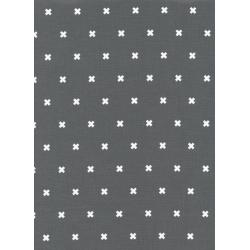 C5001-011 Cotton + Steel Basics - Xoxo - #2 Pencil Fabric
