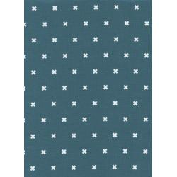 C5001-015 Cotton + Steel Basics - Xoxo - Sea Monster Fabric