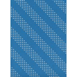 C5002-017 Cotton + Steel Basics - Dottie - Lagoon Unbleached Cotton Fabric