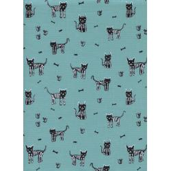 C5083-001 Boo - My Pet Skeleton Fabric