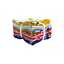 C5999-234 Firelight Fat Quarters