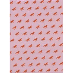 C5165-021 #Lawnquilt - Unicorn Race - Blossom Lawn Fabric