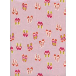 C5168-002 Panorama - Oxfords - Lollipop Unbleached Cotton Fabric
