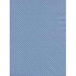 C5109-003 S.S. Bluebird - Shibori - Sky Blue Unbleached Cotton Fabric