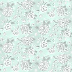EM103-MA1 Earth Magic - Flower Dream - Magic Fabric
