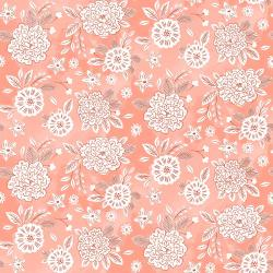 EM103-PP3 Earth Magic - Flower Dream - Pink Paradise Fabric