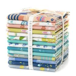 HO100P-FQB Mori No Tomodachi Fat Quarter - Bundle