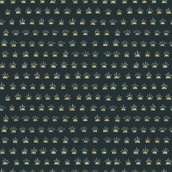 HJ103-AM3 Dusk till Dawn - Morning Glory - After Midnight Fabric