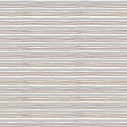 HJ304-LI3 Wallflower - Painterly Stripes - Lilac Fabric