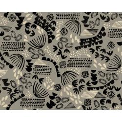 JE101-FE4U Homestead - Planting - Feather Unbleached Fabric