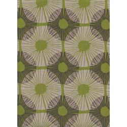 J9019-012 Imagined Landscapes - Super Bloom - Sage Canvas Fabric