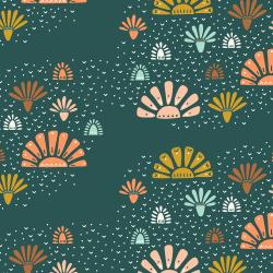 JT100-DA1 Modern Meadow - Daybreak Fabric