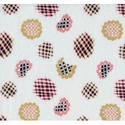 K3008-001 Cookie Book - Peanut Butter - Crispy Fabric