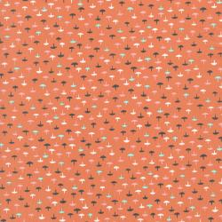 K3005-031 Homebody - Tacks - Coral Lawn Fabric