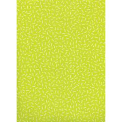 K3052-001 Snap to Grid - Little Pill Dot - Lemon Yellow Fabric