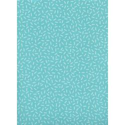 K3052-002 Snap to Grid - Little Pill Dot - Ice Blue Fabric