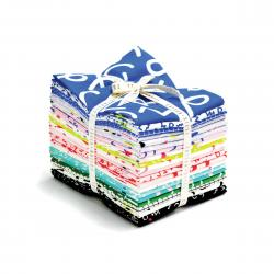 K3999-044 Snap To Grid Fat Quarters