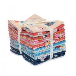 K3999-046 Welsummer Fat Quarters - Bundle