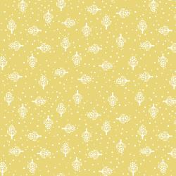 LV302-HO4 Along the Fields - Hyacinth - Honeycomb Fabric