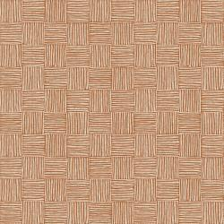 LV305-RU4C Along the Fields - Haystack - Rust Canvas Fabric