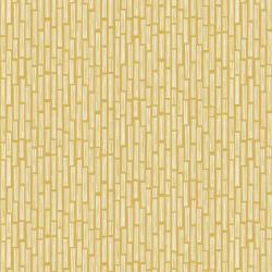 LV205-YE1U In The Woods - Wood Grain - Yellow Unbleached Fabric