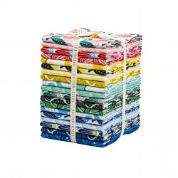 LV400P-FQB On a Spring Day Fat Quarter - Bundle
