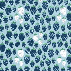 LV500-WA5 Under the Apple Tree - Queen of Berries - Waterdrop Fabric