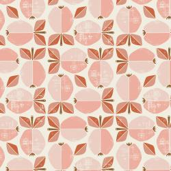 LV504-CA1 Under the Apple Tree - Apple - Candy Apple Red Fabric
