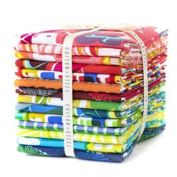 MS100P-FQB Safari Fat Quarter - Bundle