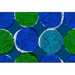 MS102-BL1 Safari - Nest - Blue Fabric
